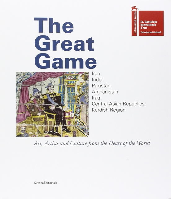 The Great Game Arts, Artists and Culture from the heart of the World